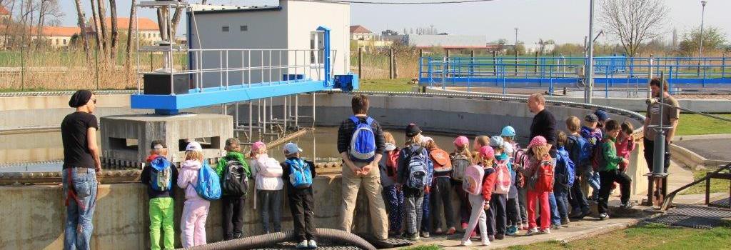 Dny otevřených dveří u příležitosti Světového dne vody