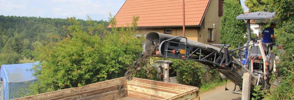 Obnova vodovodu Rataje nad Sázavou