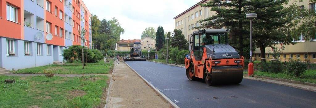 """Akce """"Obnova kanalizace ulice Puškinská, Kutná Hora"""""""