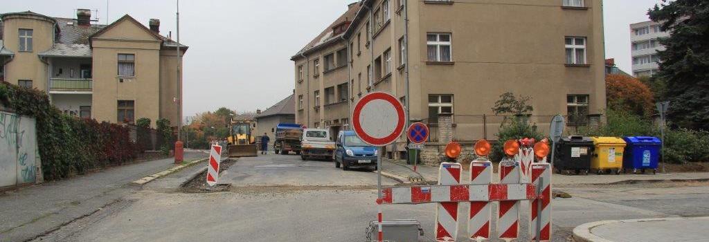 Obnova vodovodu ulice Školní, Kutná Hora