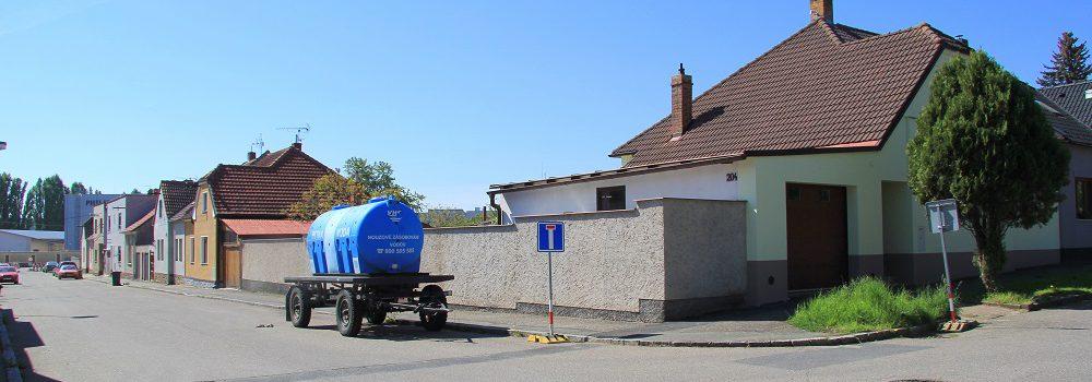 PŘIPOMENUTÍ - Přerušení dodávky pitné vody v Kutné Hoře - rozmístění cisteren s pitnou vodou