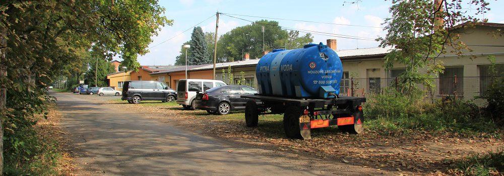 Přerušení dodávky pitné vody v ulici Potoční v Kutné Hoře